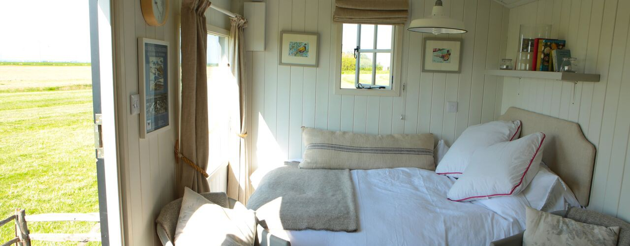 Grown up glamping in Camber